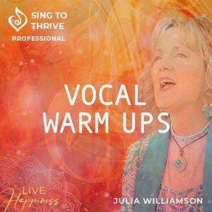 VOCAL WARM UPS Professional Album